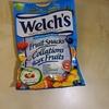 日本未上陸?Welch's (ウェルチ)のグミ?!フルーツスナック?