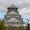 【写真修復サービスの専門店】大阪城のねむい画像をシャープな画像に