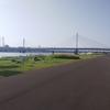 朝の葛西臨海公園