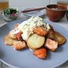 【レシピ付き】鮭2切れで大満足!フライパンひとつでできるワンパンクッキングで節約おかず!