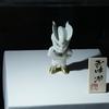 九谷焼「ウルトラマンゼロ」