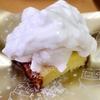 久々のスシローで<長崎カステラ 和三盆アイス添え>に悶絶する!