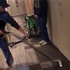 親方&サニーさんによる室内ビルメンテ清掃指導