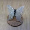 【工作動画】グルーガンで蝶を作ってみた