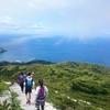 神津島、天上山に登る!