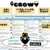 Twitter / Yammer / youRoomクライアント「Crowy」について