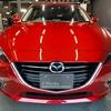 自動車ボディコーティング#143 マツダ/ アクセラスポーツ ボディ磨き+フッ素樹脂結合系簡易コーティング【F/FLAM】