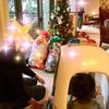 外国人家族のクリスマス会