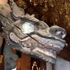 深夜に水を飲みに出た 米倉寺の竜(中井町)