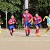 淑徳カップ 決勝トーナメント(4年生)