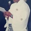 着物を 着た  モルディブ人
