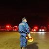 稲沢市 消防団の年末夜警