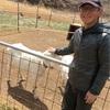 伊澤さんの畑を訪問。