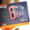 BUSHNELL GOLF PRO X2 買った。