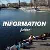 【7月】パリの天気/気候/服装/一般情報/デモ情報