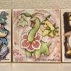 ポケモン 色紙ART2 第2弾は「金銀シリーズ」