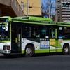 国際興業バス 6650号車
