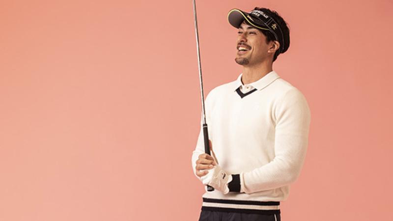 スタイリスト森岡弘氏が伝授! 360度好印象の上品シンプルな紳士ゴルファースタイル