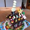 【ロイズ】チョコレートの家を作りました♪
