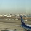 羽田空港から松山空港へ   iPhone Watch ANAチェックイン... & そして 道後温泉へ