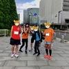横浜マラソンその1 スタート前