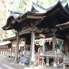 手長神社の御柱