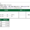 本日の株式トレード報告R1,10,31