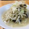 けっこう好きなこってり感/東京・御徒町/富白/鶏塩タンメン