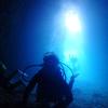♪台風の前に青の洞窟体験ダイビング♪〜沖縄体験ダイビング〜
