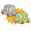 駐車場事故を起こしてしまいました。【警察】【自動車保険】【修理代】【流れ】【対応】2019.3.27