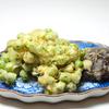 【苦手克服レシピ2】グリンピースの天ぷら