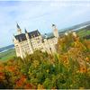 【ドイツ】ドイツ旅行の最後のシメはあのノイシュヴァンシュタイン城だ!