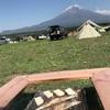 手抜きキャンプ飯★秋刀魚の塩焼き