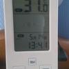 今年最高気温を更新!