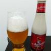 ベルギー産ビール ギロチンが小麦アベイ美味い