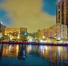 《台湾》高雄の愛可リバークルーズ「愛之船」、夜景は幻想的かつロマンティック!