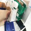 紙袋やショッパーの断捨離!無くても困らないのにどんどん貯まる理由と悪習慣に気づいた。