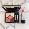 Dior  Eyeshadow / ディオールのオレンジメイク