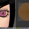 blenderでMMDモデルを作ろう|第3-1回:UV展開(目、顔)