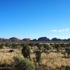 オーストラリア旅「シドニーと弾丸エアーズロックの旅!ウルルの朝と奇跡のカタ・ジュタ」