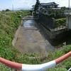 下堰サイフォン(siphon)渇水?