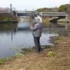 江津湖は基本的に釣れませんが50UPが出ました。凄いね