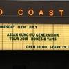 【ASIAN KUNG-FU GENERATION】BONES & YAMS TOUR@新木場STUCIO COAST(1日目;7/11)