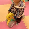次男1歳 かわいい乗り物
