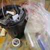 不燃ゴミで大量の8ミリビデオテープとDVDを出しました