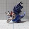 ガシャポン デジタルモンスター カプセルマスコットコレクション ver.2.0 メタルグレイモン(レビュー)