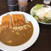 【ココイチ×ガンダム】チキンカツカレーとタマゴサラダ【名駅ランチ】