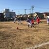 第1回八千代ライオンズクラブ杯少年サッカー大会<第1節>(1年生・幼稚園)