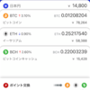 2021.04.10 夜の楽天wallet