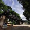 上田さんとカンチャナブリ日帰り旅行、(戦場にかける橋)を笑いながら渡ってきました。